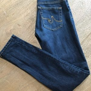 AG Adriano Goldschmied Denim Jeans the Jegging 27